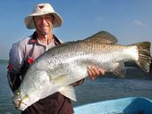 A BOONAH fisherman is the brains behind Jackall Lures – the tackle used by some of Australia's leading anglers.