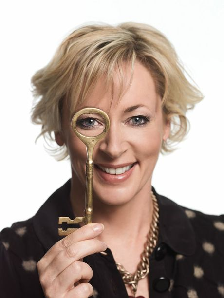 Amanda Keller hosts TV series The Living Room.