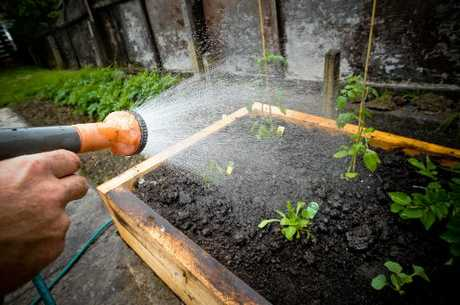 The restrictions involve a total ban on the use of irrigation and garden watering equipment between the hours of 6.00am to 9.00pm.