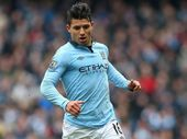 MANCHESTER City striker Sergio Aguero has not given up on his club retaining its Premier League crown despite arch rival Manchester United leading by 12 points.