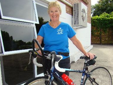 Nan McKenzie is competing in the Coronation Classic at Mount Maunganui on Sunday.