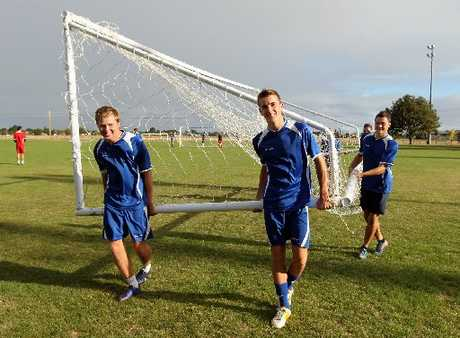 THEN AND NOW: Hawke&#39;s Bay United overcome the heartbreak of 2010-11 with making history with their maiden soccer play-offs this summer. 