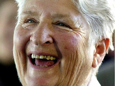 INSPIRATIONAL CAREER: Dawn Fraser, who captured four gold and three silver Olympic medals, has been named Australia's greatest ever female athlete.