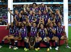 DESPITE being based in an AFL-mad sports market, new Melbourne Storm CEO Mark Evans sees potential for his club to grow stronger in coming years.
