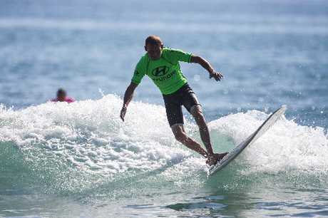 Mount Maunganui surfer Craig Anderson secured the Hyundai Tour title and then went on to win the final event.