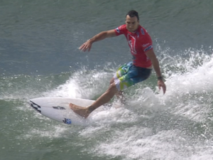 Parko suffers shock loss in first heat