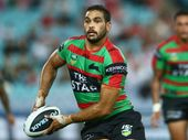 IT may have been the Rumble at the Reef at Cairns' Barlow Park on Sunday, but it was South Sydney that prevailed over its coastal opponents the Titans.
