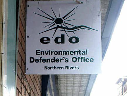 WORK GOES ON: EDO solicitor Sue Higginson said the service would continue to provide free advice and education.