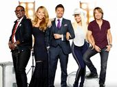 THE live semi-final rounds of American Idol started this week and the competition is heating up.