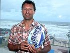 State of Origin coach Laurie Daley.