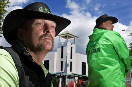 Rotorua City Safe Guardians. Peter Mumby, left, and Helen Coombes.