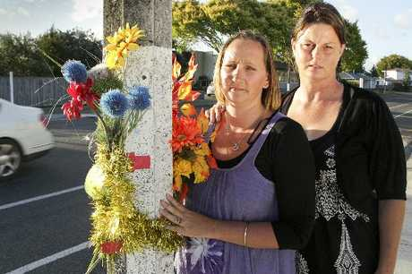 Napier City Council wants to move the roadside tribute Joshua Bennie, who died two years ago.