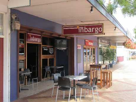 Inbargo Bar and Bistro in Te Puke.