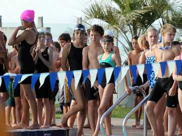 The third race in the IronKids Triathlon Series was held yesterday, where youngsters aged between 8 and 13 had the opportunity to hone their skills in a down-sized version of the gruelling sport. Beginning at Ocean Spa, children aged 8-10 swam 100m, cycled 2km and ran 1km and those aged 11-13 swam 200m, cycled 4km and ran 2km.  Photos: Duncan Brown