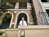 THE iconic old Ipswich police station is set to be sold but Ipswich Mayor Paul Pisasale wants the building to be handed to council rather than auctioneers.