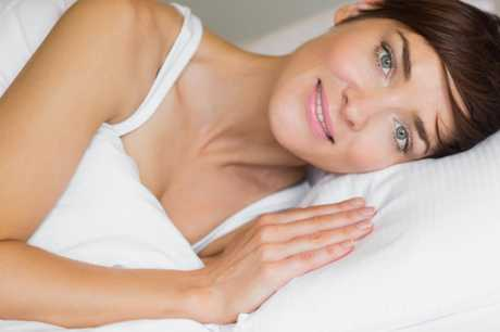 Those who get their recommended eight hours of sleep a night have smoother, clearer skin.