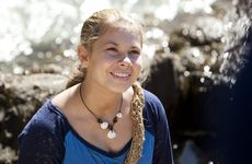 Bindi Irwin stars in Return to Nim's Island
