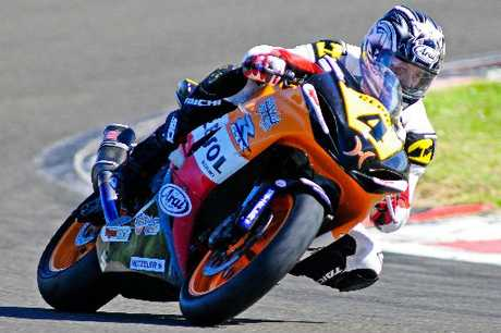After winning at Teretonga, John Ross is in a commanding position for the championship. 