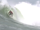 Joel Parkinson beats Adam Melling in Quiksilver Pro heat
