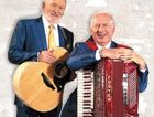 Ireland's most famous and successful singing duo, Foster & Allen, are returning to Ipswich. Mick Foster and Tony Allen first toured Australia in 1983 and this w
