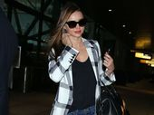 FOR the third year running Miranda Kerr has topped the list as Australia's most searched celebrity.