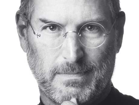 Steve Jobs has become the third man in Eva Bradley&#39;s relationship. 