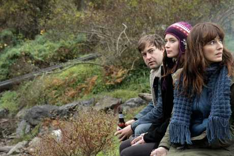 Jack (Mark Duplass) becomes an object of affection - and strife - for siblings Iris and Hannah, played by Emily Blunt and Rosemarie DeWitt.