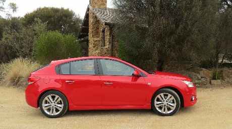 Holden Cruze SRiV Hatch