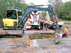 THE State Government this week will brief the road construction industry about plans to release up to $450 million in asset management contracts.