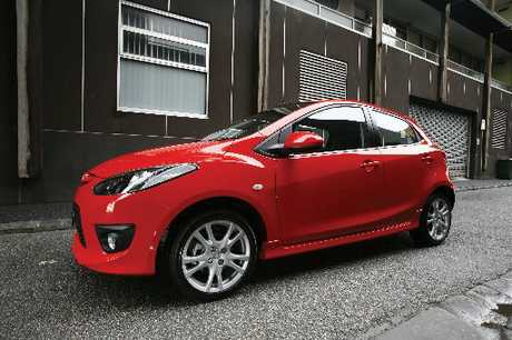 Mazda2 Sport