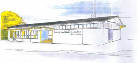 A proposal to turn the former Hastings railway station into the new Environment Centre could prevent the building from being demolished.