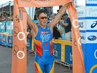 JAVIER Gomez sent an ominous warning to his ITU World Triathlon Series rivals yesterday when he described his victory at Mooloolaba as a training run.