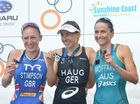 GERMANY'S Anne Haug says she had to find a gear she did not know she had to take out Sunday's Mooloolaba Triathlon.