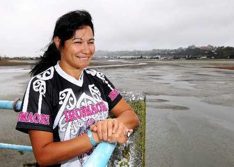 IRON WOMAN: Heather Skipworth, who started the IronMaori franchise in 2009, was a recipient of the Sir Peter Blake Leadership Award in 2011.