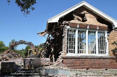 DAMAGE: About 1200 earthquakes were felt in New Zealand last year.