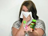 THE FLU season has already struck with many people going down with a particularly nasty bug that has a couple of weeks duration.