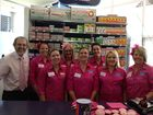 Gatton Goes Pink for Cobie