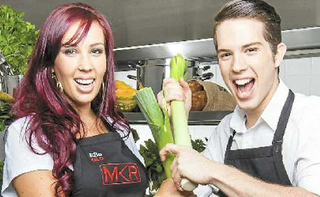 elle my kitchen rules dating The future of another team is up in the air on channel 7's my kitchen rules after popular contestant suong was rushed to dating toowoomba style guide.