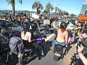 Boobs on Bikes could be returning to Tauranga in retaliation to the city council giving itself more power to stop parades that were offensive or created disorder.