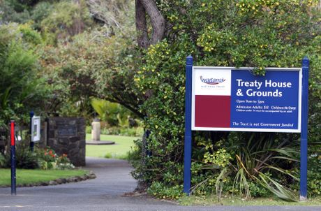 Plans to fence off the Waitangi Treaty Grounds are proving controversial in some quarters.