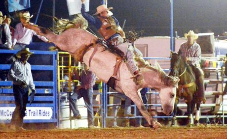 Stuart In Frame For Success At Comet Benefit Rodeo