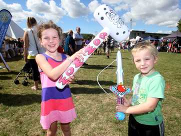The Marton Harvest Fair is a popular event on the Rangitikei town's calendar and Wanganui Chronicle photographer BEVAN CONLEY was there to capture the sights.