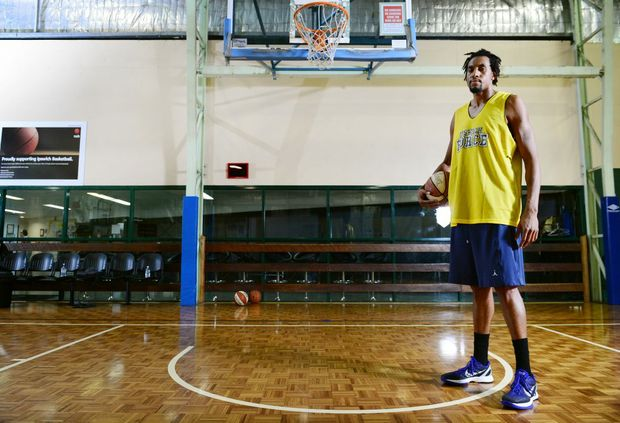 Ipswich Force new recruit Martin Iti. Photo: David Nielsen / The Queensland Times