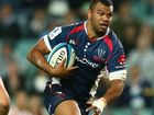 KURTLEY Beale is planning to let his football do the talking in his comeback game for the Rebels in Melbourne.