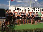 It came down to half a metre between creating history and becoming history for Napier Boys' High School at the weekend.