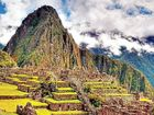 The splendour of Machu Picchu.