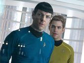 STAR Trek: Into Darkness has warped its way to a US$70.6 million domestic launch from Friday to Sunday, though it's not setting any light-speed records.