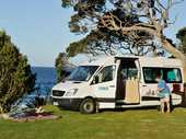 Freedom campers could be allowed to legally park in some Tauranga residential areas provided the motor homes are not directly in front of houses.