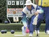 A NASTY bug and tough opposition could not stop Kris Lehfeldt and Michael Anderson taking the top honours at one of Lismore's biggest one-day bowls carnivals.