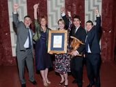The supreme award in the TrustPower National Community Awards, held for the first time in the Far North on Saturday.